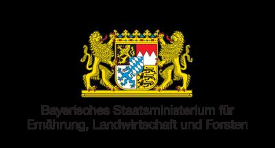 Bayerisches Staatsministerium für Ernährung, Landwirtschaft und Forsten Logo