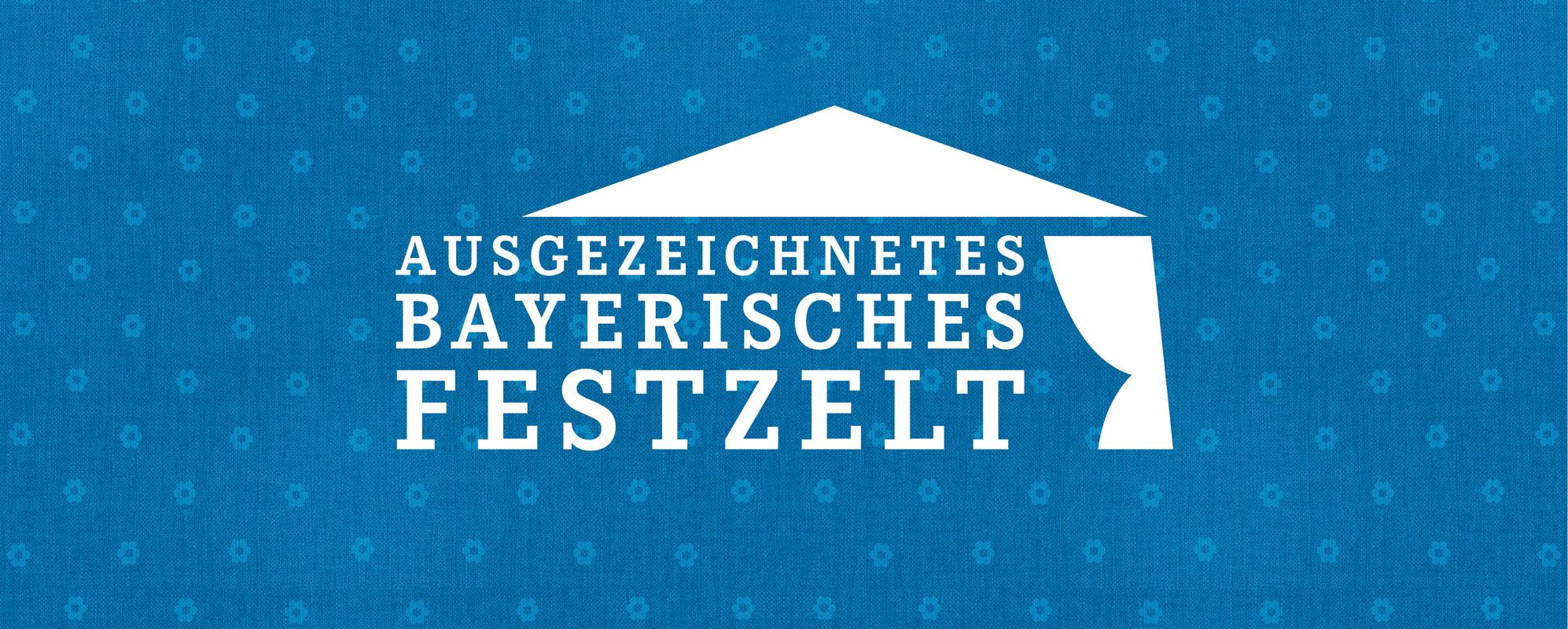 Ausgezeichnetes Bayerisches Festzelt Logo