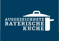 Ausgezeichnete Bayerische Küche Logo